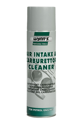 AIR INTAKE & CARBURETTOR CLEANER