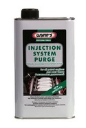 INJECTION<br> SYSTEM PURGE